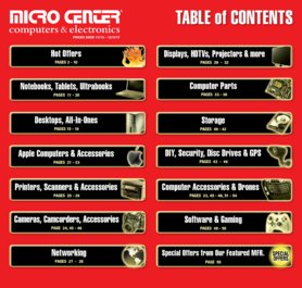 Micro Center Black Friday 2020 Weekly Ads Flyers Sale